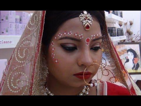 Bengali Bridal Makeup Tutorial - http://www.wedding.positivelifemagazine.com/bengali-bridal-makeup-tutorial/ http://img.youtube.com/vi/ajVIPDEJSvQ/0.jpg %HTAGS