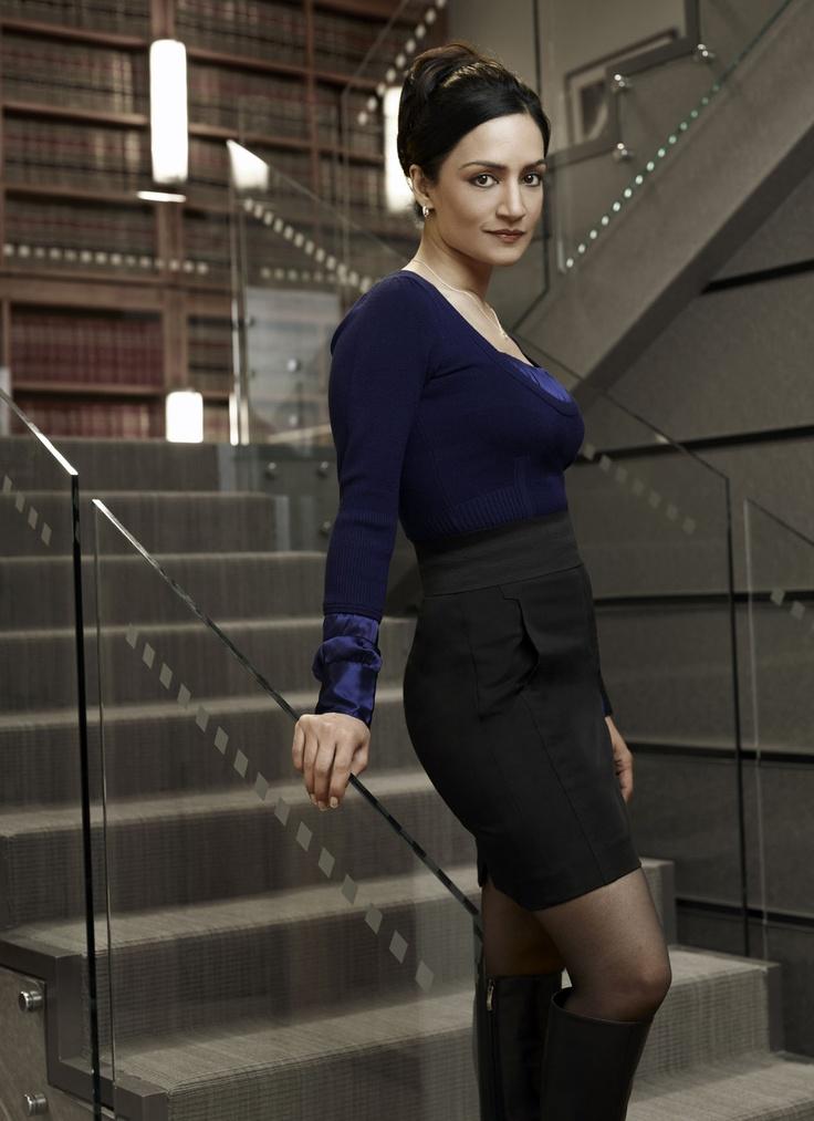 Kalinda Sharma - The Good Wife; the most bad-a$$ Sharma on American TV!