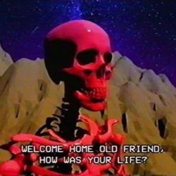 scary japan kawaii meme 4chan VHS 90s 80s skeleton spooky Desu glitch seapunk glitch art VCR aesthetic aesthetics net art vaporwave Yung Lean sadboys Vaporwave art sadboys2001 seapunk art Dank Meme