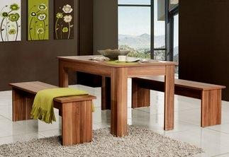 Sitzgruppe (3tlg.) und noch viele andere Variationen von Essgruppen, Tischgruppen und Sitzgruppen finden Sie im QUELLE Shop.