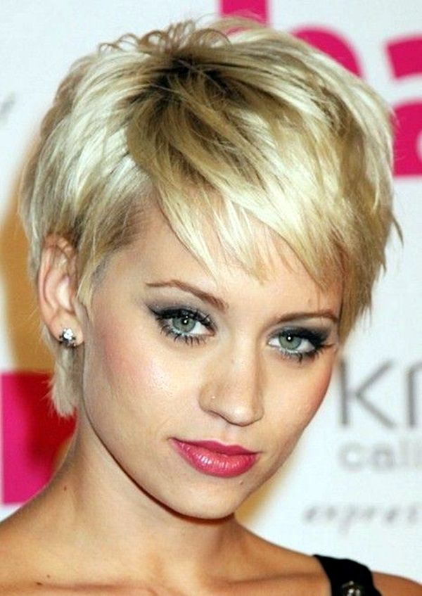 Incredible 1000 Ideas About Pixie Haircuts On Pinterest Pixie Cuts Short Hairstyles For Black Women Fulllsitofus
