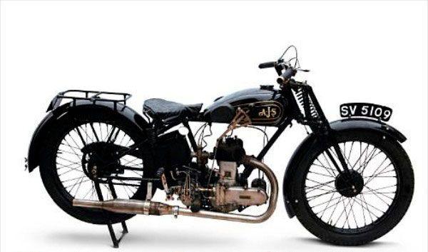 1955 Vincent 998cc motorcycle