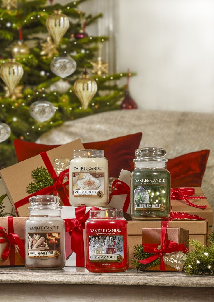 Kolekce The Perfect Christmas od Yankee Candle