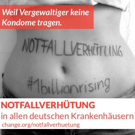 Petition von pro familia NRW: www.change.org/notfallverhuetung: Worth Reading, Books Worth, Allen Krankenhäusern