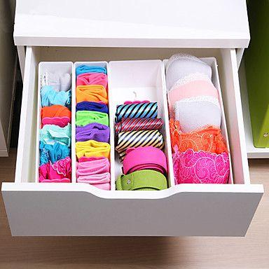 17 Best ideas about Underwear Storage on Pinterest