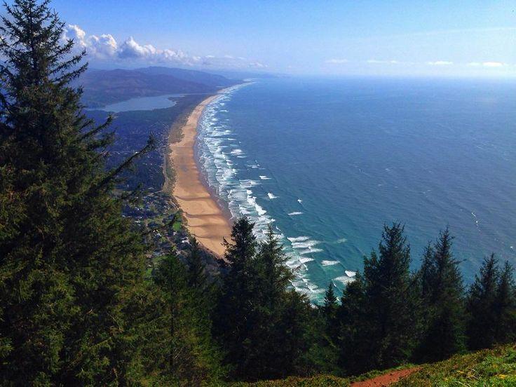 Manzanita Beach, Oregon Coast