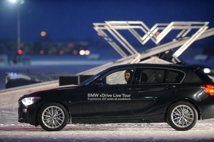 BMW xDrive Live Tour 2013