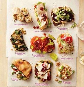 30 szendvics urban eve