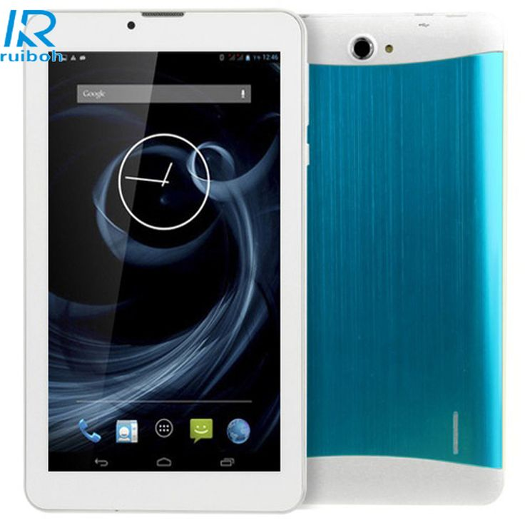 ==> [Free Shipping] Buy Best 7 inch PC 3G  Voice function Android 4.4 Tablet PC RAM: 1G 16GB CPU: MTK6572 Dual Core 1.3GHz Dual SIM 3G  Voice(Blue) Online with LOWEST Price | 32804507968