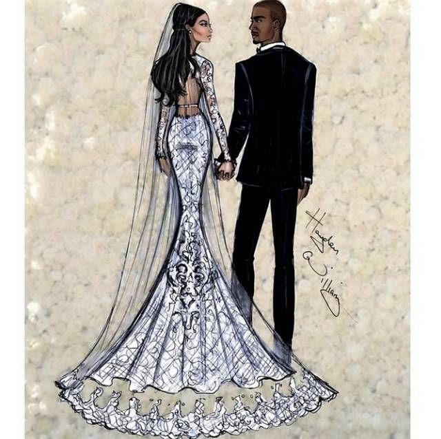 Kim Kardashian & Kanye West by Hayden Williams | Fashion News | The You Way | Aftonbladet