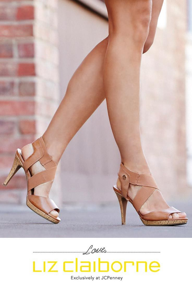 Strappy neutral heels instantly elevate any outfit—perfectly classic and always on-trend.