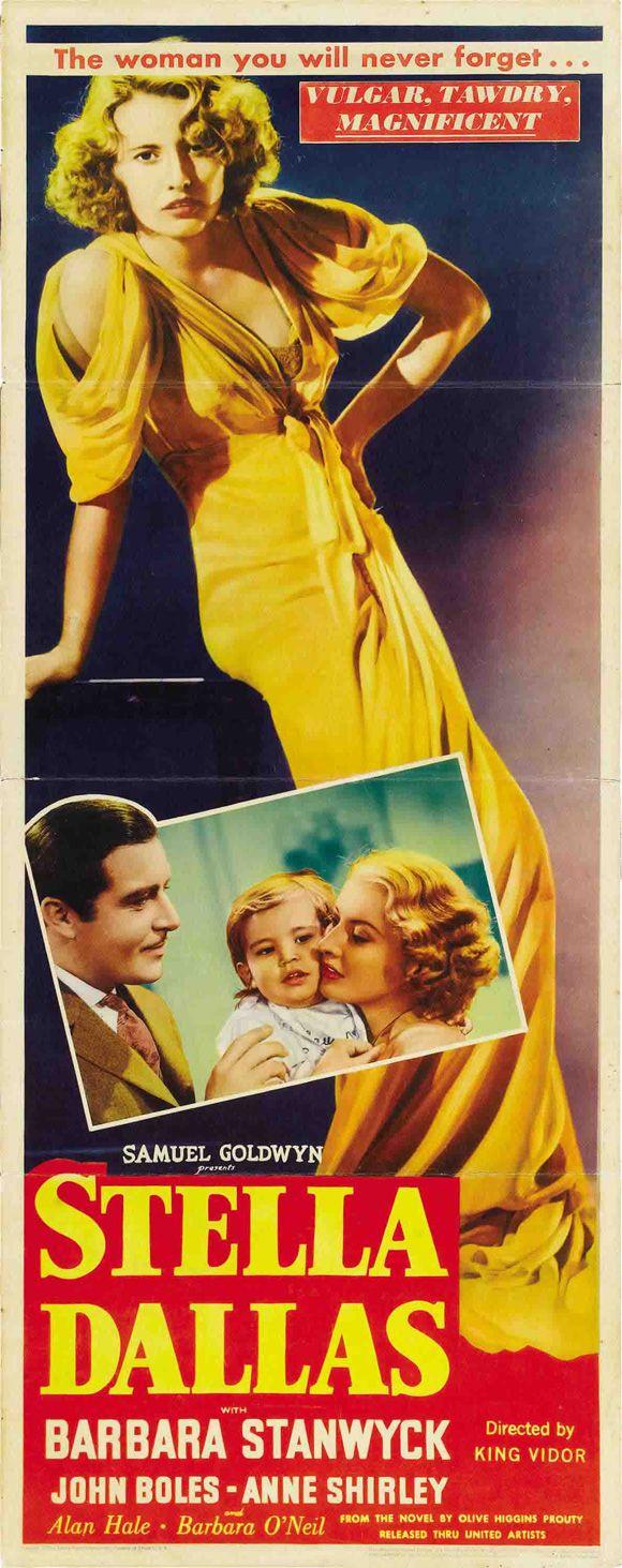 Barbara Stanwyck~ 'Stella Dallas',1937..