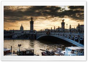 Alexander Bridge Paris