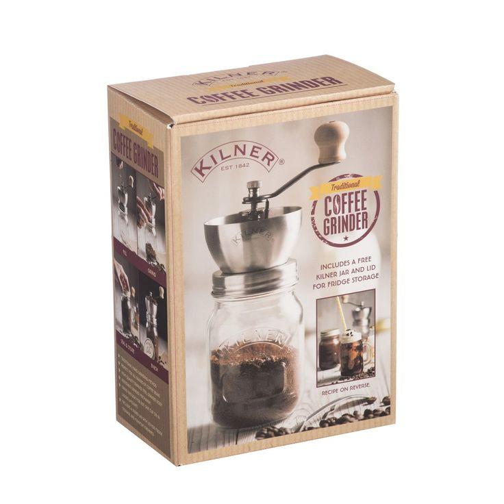 Kilner traditional  coffee grinder