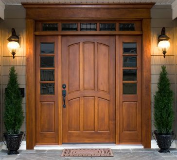 Best 25+ Craftsman front doors ideas on Pinterest | Front doors ...