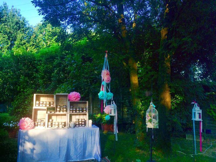 Angolo delle Bomboniere a Villa Rota