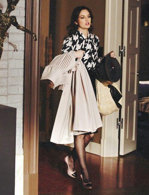 Blair Waldorf couture