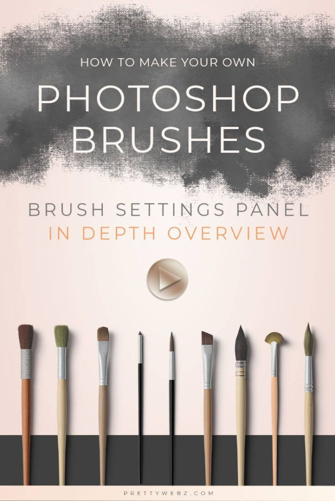 Photoshop Brush Settings Photoshop Brushes Photoshop Brush Set