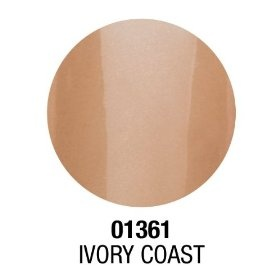 "Gelish U V Gel Nail Polish ""Ivory Coast"" #01361: Gel Nail Polish, Polish Ivory, Gel Nails Polish"