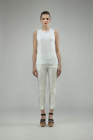 Basic Tank by Emma George available from www.taylorboutique.co.nz