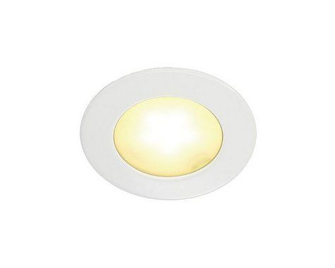 Vestavné bodové svítidlo 12V  LED LA 112222, #spotlight #ceiling #osvetleni #led #interier #zapustne #builtin #bigwhite