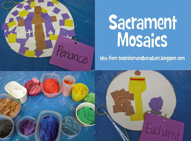 A look at different sacraments in christian religion