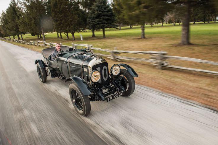 Acest Bentley Le Mans din 1928 ar putea aduce 7 milioane de dolari la o licitație [40+ imagini]