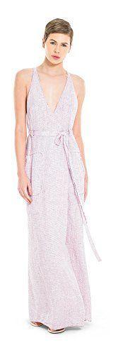 Max Studio by Leon Max Check Linen Long Wrap Dress 6202C59WHITEREDS > Click for… - https://sorihe.com/fashion01/2018/03/03/max-studio-by-leon-max-check-linen-long-wrap-dress-6202c59whitereds-click-for/