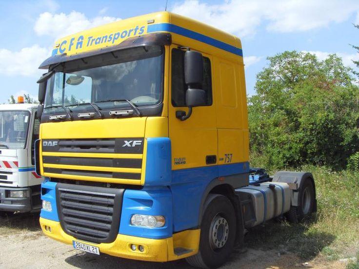 Tracteur routier Pour semi-remorque Daf Xf105 occasion