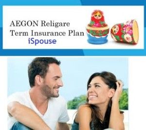 Review of Aegon Religare iSpouse Joint Life Term Insurance Plan. Aegon Religare iSpouse Term Insurance plan is a join life insurance plan suitable to working couple. Should you opt for Aegon Religare iSpouse insurance plan or not?