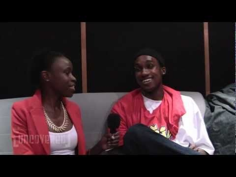 Hopsin Interview Part 1