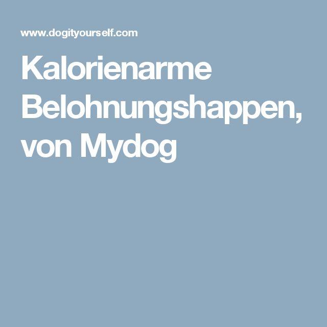 Kalorienarme Belohnungshappen, von Mydog