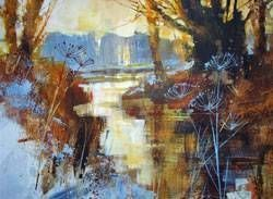 Chris Forsey watercolour: Paintings Medium, Landscape