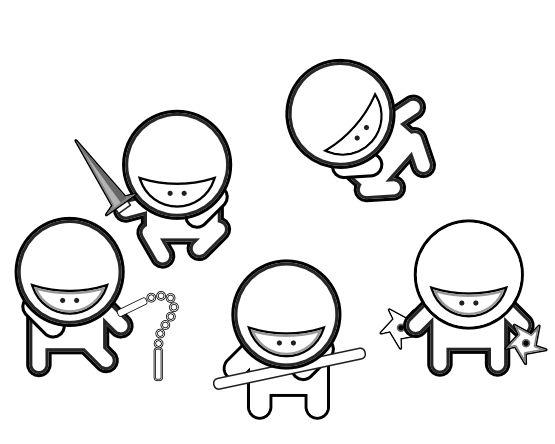 Ninja Coloring Pages. lego ninjago coloring pages free coloring ...