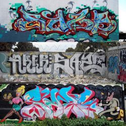 Rest In Peace SAZE - You were an important figure in East Bay graffiti history and from my few interactions with you you were always chill. You will be greatly missed by your community and may someone always hit you up on the Berkeley tracks. - #Saze...