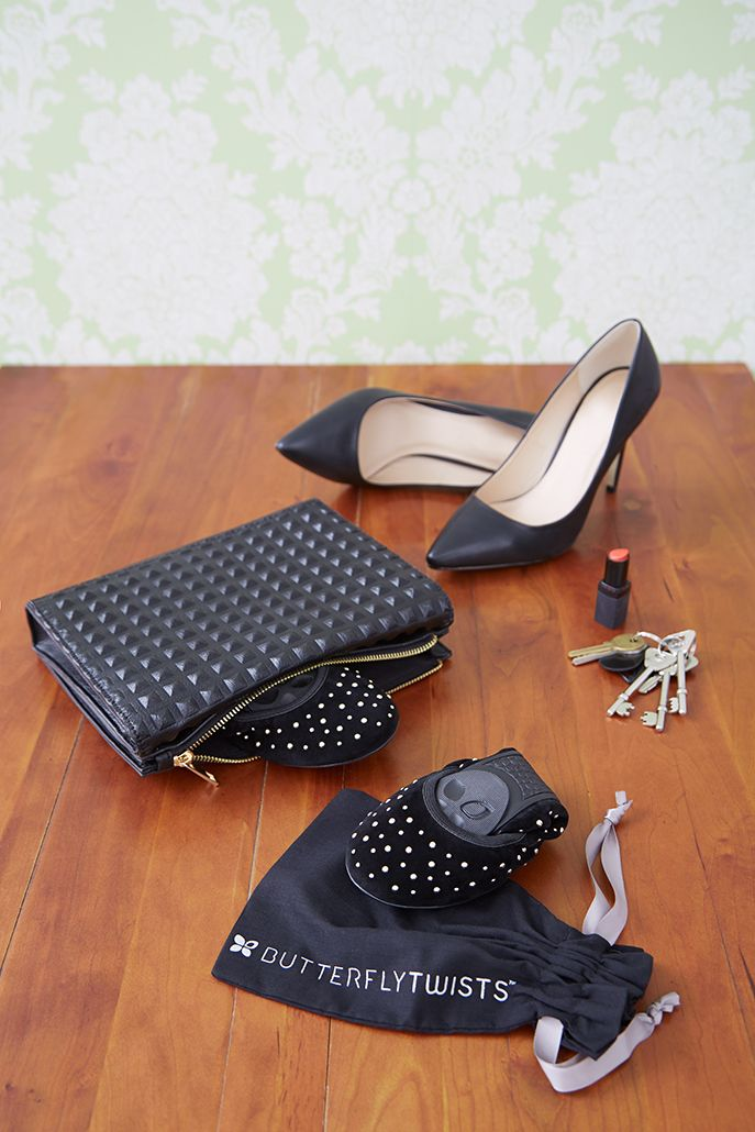 Ideal for sneaking into your clutch! joythestore.com