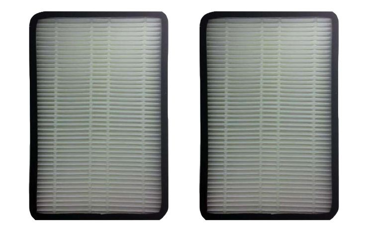 2 Kenmore EF2 Exhaust Filters for Sears Kenmore & Panasonic Vacuums Part # 86880 40320, & MC-V194H