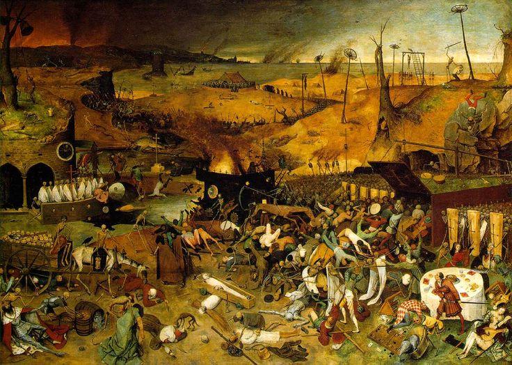 bruegel triumph of death   Pieter Bruegel's The Triumph of Death
