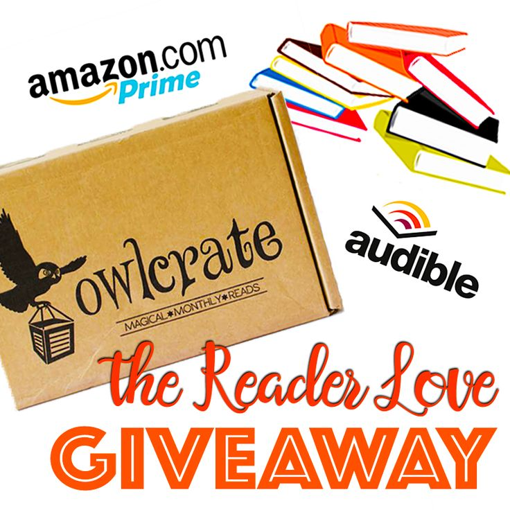 The Reader Love Giveaway