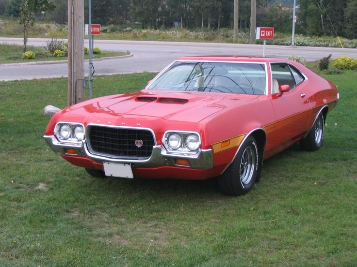 I had this same car. Was a 351 CJ 4 Speed and was same car. Grand Turin70s CarsFord ... & 625 best Cars #9 images on Pinterest | Vintage cars Cars and Car markmcfarlin.com