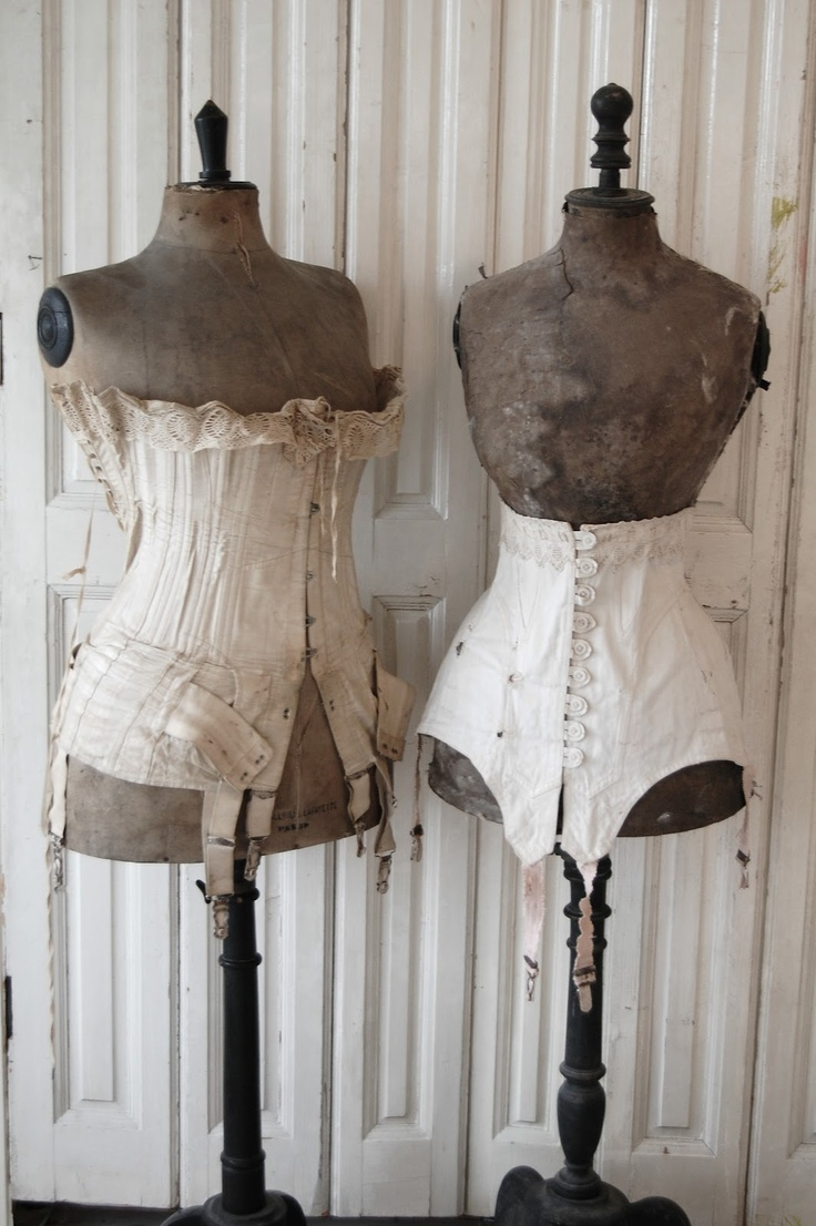788 best vintage dress forms images on pinterest vintage for Mannequin a couture reglable