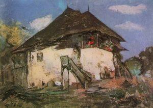 Gheorghe Petraşcu - Casa veche