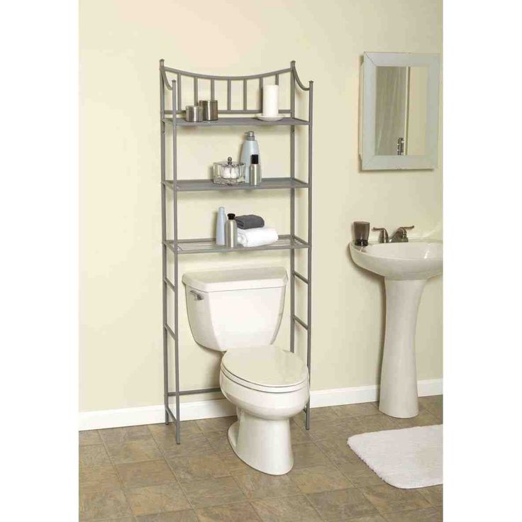 best 25 over toilet storage ideas on pinterest shelves. Black Bedroom Furniture Sets. Home Design Ideas