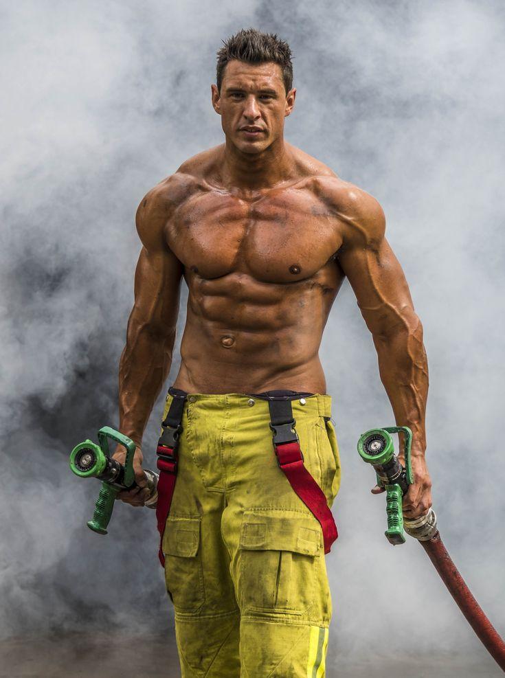 from Mark gay firemen calendar