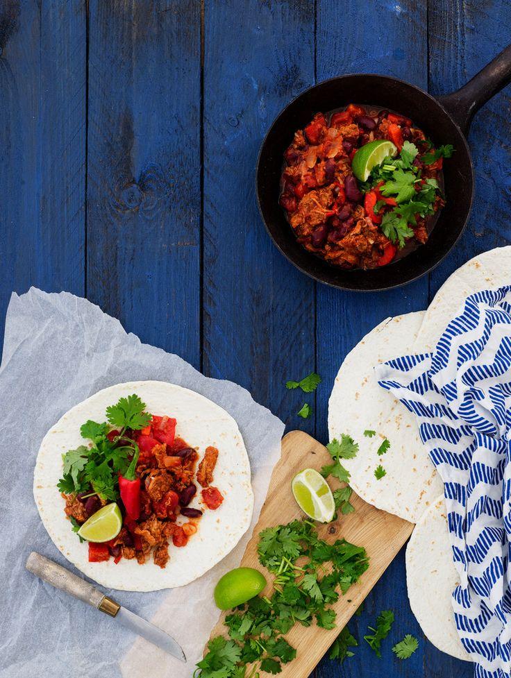 Chili con nyhtökaura | K-Ruoka