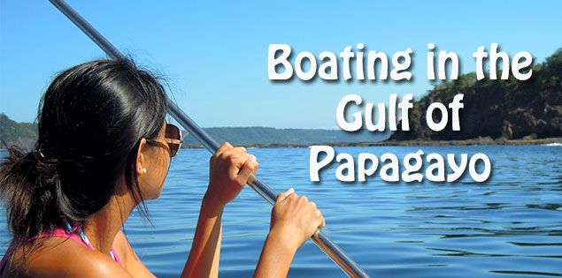Boating around the Gulf of Papagayo in Guanacaste, Costa Rica via @mytanfeet