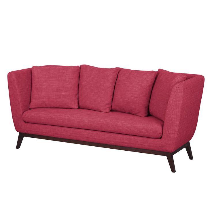 Die besten 25+ 2 sitzer sofa Ideen auf Pinterest Couch 2 sitzer - wohnzimmer grau magenta