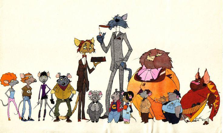 Macskafogó / Cat City (1986)