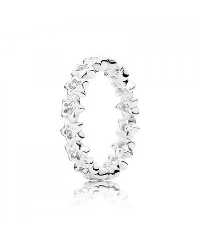 this uk Pandora Starshine With Clear Cz Ring is fashion ,i must have one .