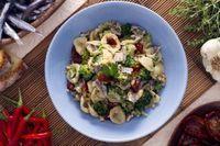Ricetta Orecchiette broccoli e salsiccia - Le Ricette di GialloZafferano.it